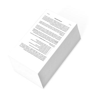 Niszczenie dokumentów papierowych
